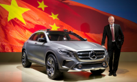 [SALES in CHINA] China -largest Mercedes-Benz market (2019: 700,200)