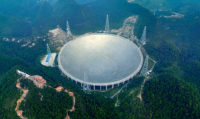 [FAST] China launches 'Sky Eye' telescope to hunt for life in space