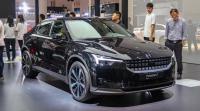 Polestar 2 in battle with Tesla model 3 in Chinese market ($40,000)