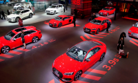 [SALES] Audi Sales Number in China (2019: 688,800 unit)