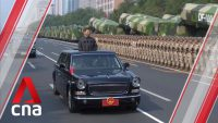 China celebrates 70th anniversary with biggest ever military parade
