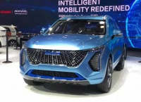 Great Wall Motor Haval Concept H PHEV