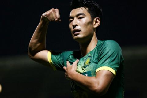 Thailand Chiangrai United 0 – 1 China Beijing Guoan