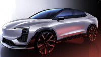 AIWAYS U6ION, ELECTRIC SUV COUPE