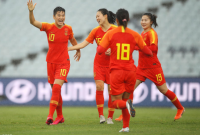 [2020.02.07] [为武汉而战] AFC Women's Olympic Qualifying: China 6-1 Thailand