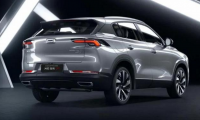 Qoros 7 – the new SUV model of Qoros in 2020