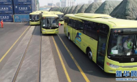 320 buses exported to Saudi Arabia