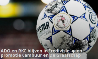 [ADO] [ERE Divisie] 2019 – 2020 Football Competition