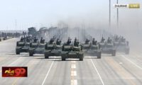 Full video: China's grand military parade marks PLA 90th birthday