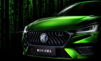 SAIC MG 6 3th generation model 2020