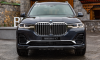 [Gallery] BMW X7 2020 model ($150,000 in China)