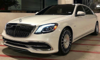 Maybach Mercedes S650