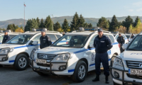 290 Haval H6 Cars join Bulgaria's Police Force