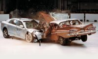 MUST WATCH: 1959 Chevrolet Bel Air vs. 2009 Chevrolet Malibu IIHS crash test