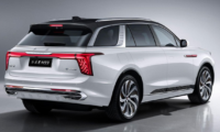 Hongqi E-HS9 Electric SUV
