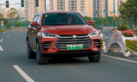 BYD TANG DM: 600 hp and 0-60 in 4.5 second for $45,000