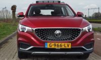 SAIC MG ES EV positive received in Europe