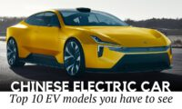 Top 10 Electric Cars Proving that Chinese Models Can Be
