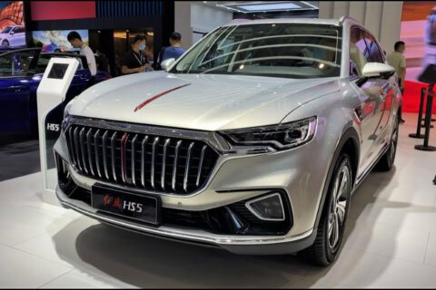 2020 FAW Hongqi HS5 Walkaround ($32,000)
