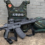 PLA next generation QBZ-191 assault rifle