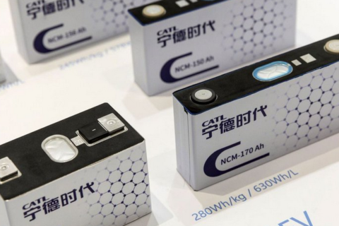 China's grip on the global battery market