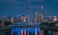 Shanghai ranks Number 3 world financial centre