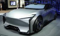Qoros Milestone Concept – 2020 Beijing Auto Show
