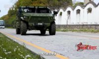 DongFeng Warrior ORV & Special Vehicles from China
