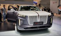 2021 FAW Hongqi E-HS9 (Electric)
