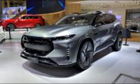 ALL NEW CHERY Jetour X Concept
