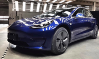 Tesla Model 3 Standard Range in China ($36,800)