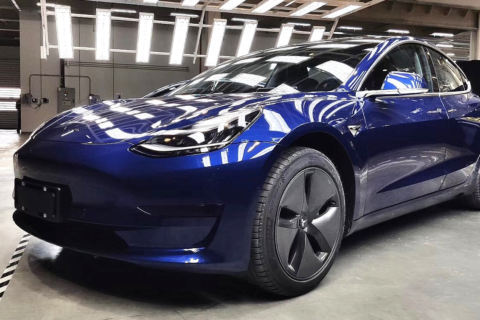 Tesla Model 3 Standard Range in China ($36,800)
