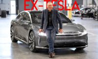 Lucid Air Challenges Tesla – The Next Generation Electric Luxury Car