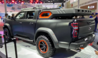 2021 GreatWall Pao BlackBullet Edition