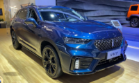 2021 GreatWall WEY VV7 Technology Edition