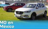 MG returns to Mexico with a British heart but Chinese Body?