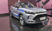 2021 BEIJING—X7 PHEV ($31,000)