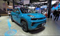 2021 Chery EQ5 Ant EV ($28,000)