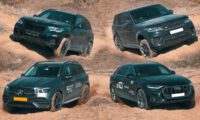 Nice Video: SUV Battle 2020