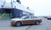 400 Hongqi RedFlag H-series  exported to Saudi Arabia