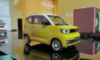 2021 Wuling Hongguang Mini EV Macaron Edition