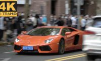 Best of Supercars in China 2020 Fall China Shanghai