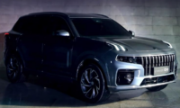 Lynk & Co 09 SUV