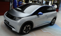 BYD EA1 Electric Mini hatchback