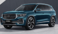 Geely Xingyue L – the new flagship