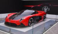 HongQi RedFalg S9 supercar