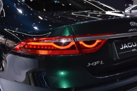 Jaguar XFL 2021 Shanghai Auto Show