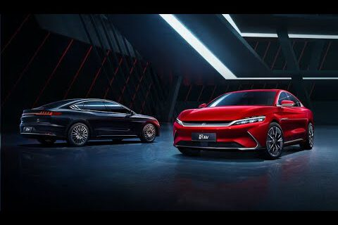 BYD Han Ev Luxury Sedan – Now Available In The USA