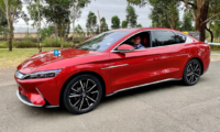 BYD Han sedan, Tang SUV: Chinese Tesla rivals lands in Australia