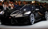 Bugatti La Voiture Noire (US$13,000,000)